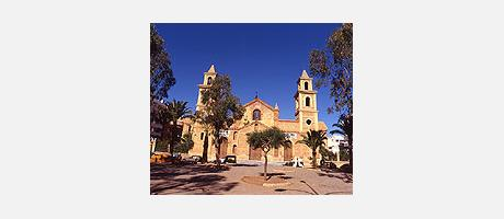 Foto: Parroquia de la Inmaculada Concepción en Torrevieja