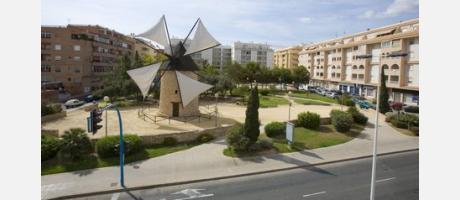 Img 1: Plaza del Molino