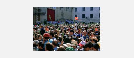 Img 1: Festividad de la Santa Faz (La Peregrina)