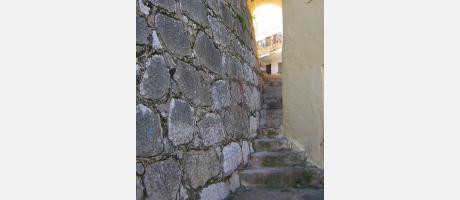 Foto:Murallas del casco antiguo de Albaida