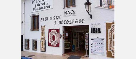 Foto: Museo de saleros y pimenteros