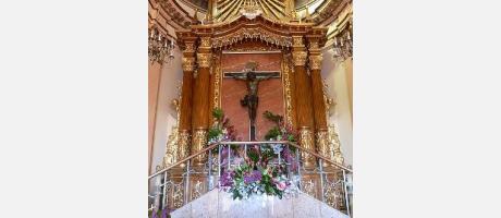 Fiestas en honor al Santísimo Cristo del Calvario de l'Alcora