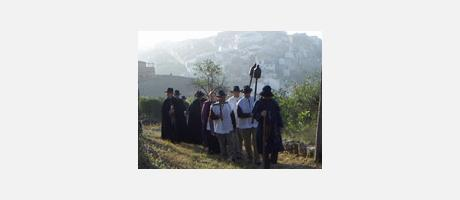 Img 1: Monumento Natural del Camí dels Peregrins de Les Useres