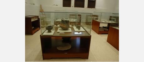 "Img 1: Museo Arqueológico ""Antonio Ballester Ruiz"""