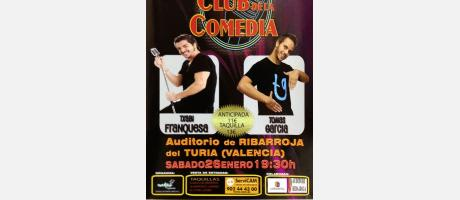 Img 1: Las noches del Club de la Comedia