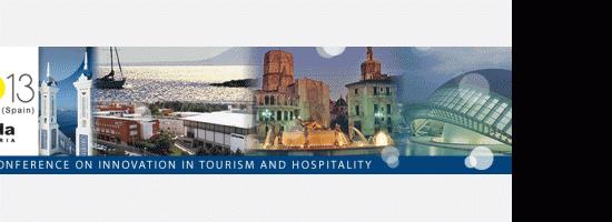 Img 1: CIT 2013 - Conferencia Internacional de Innovación en Turismo y Hospitalidad en Valencia-Benidorm
