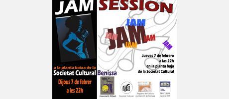 Img 1: Jam Session - Benissa 2013