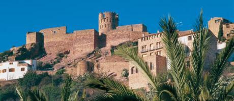 Imagen castillo Vilafamés