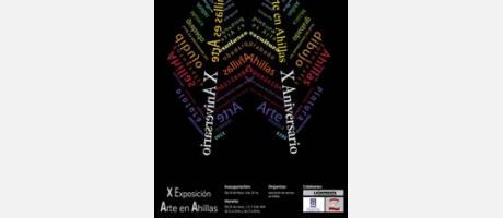 Img 1: X EXPOSICIÓN Arte en Ahillas- CHELVA