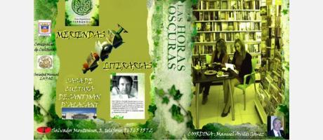 Img 1: Meriendas literarias.