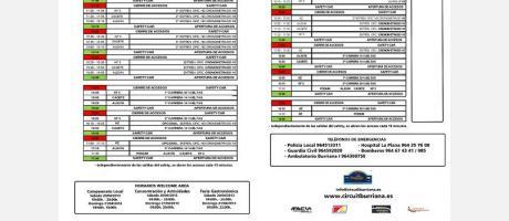 Img 2: 1er urban karting Burriana Port circuit