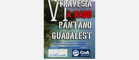 Img 1: VI Travesia a nado pantano de Guadalest