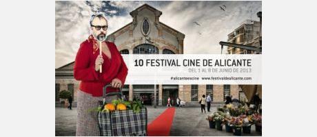 Cartel Festival Cine Alicante_