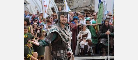 Img 2: Moors and Christians take over Altea