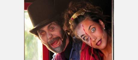 Img 1: Halloween, truco o trato en Terra Mítica