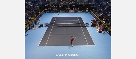 Img 2: Valencia Open 500, continúa el espectáculo