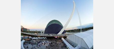 Open 500 Valencia - Ciudad de las Artes y las Ciencias