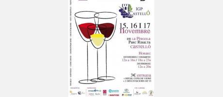 I Feria del vino y productos de la tierra de Castellón