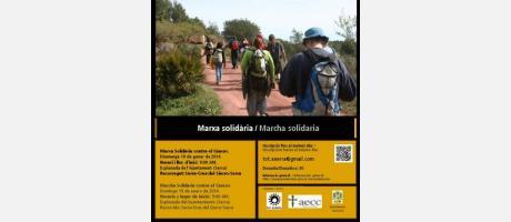 Marcha solidaria del Parque Natural de la Serra Calderona