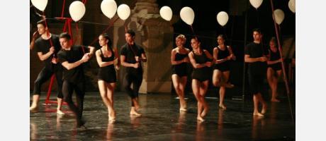 Circo Gran Fele, Teatro principal