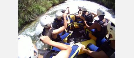 Rafting con Ruting.es