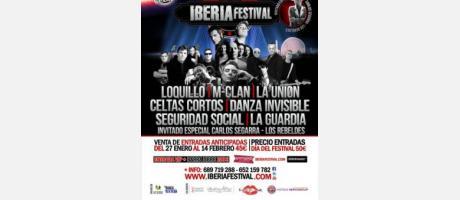 cartel iberia festival