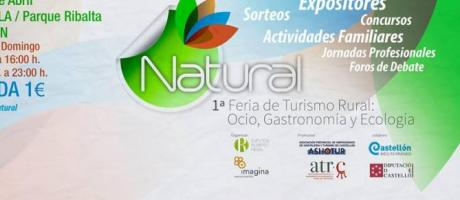 Cartel oficial Feria Natural