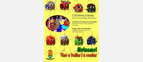 Carnaval en Mutxamel