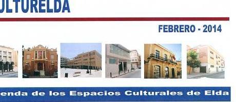 Agenda Cultural Elda Febrero 2014