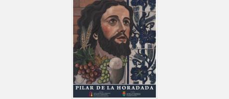 Cartel Semana Santa 2014 en Pilar de la Horadada