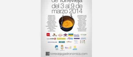 Arroces en Torrevieja. Del 3 al 9 de Marzo
