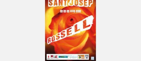 Cartel San José de Rossell