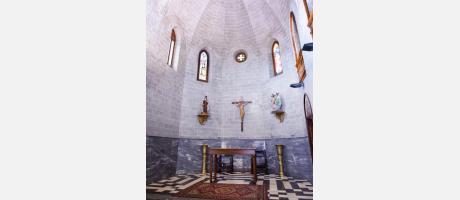 Altar asilo - convento Sagrada Familia