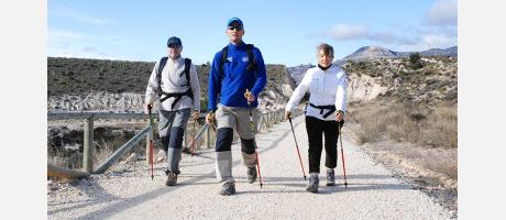Nordic Walking con Marco Polo Expediciones