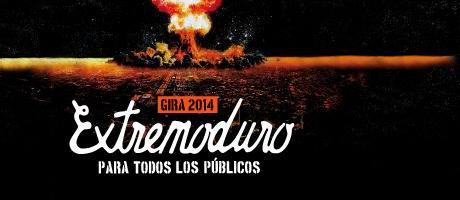 imagen del cartel de Extremoduro