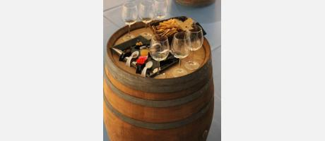 2ª Cata de vinos en el antiguo Aljibe de Cheste