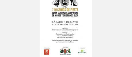 Cartel Gala Moros y Cristianos 2014