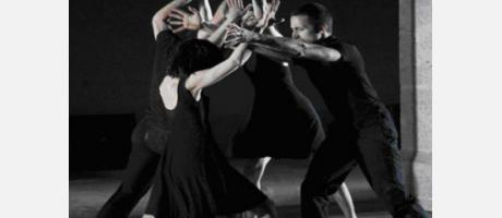 Foto de bailarinos