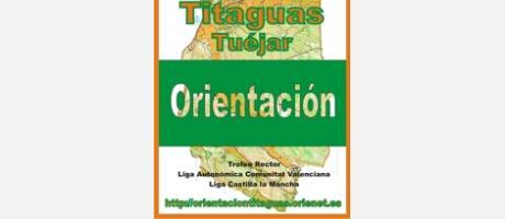 TROFEO RECTOR ORIENTACIÓN TITAGUAS- TUÉJAR 2014