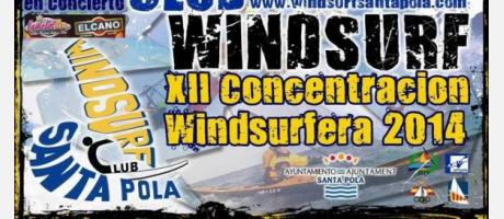 XII Concentración Windsurfera Santa Pola