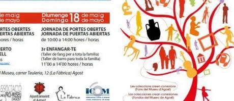 Día Internacional de los Museos Agost 2014