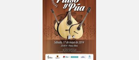 Festival de Orquestas de Pulso y Púa