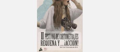II Festival de Cortometrajes Requena y ... ¡Acción!