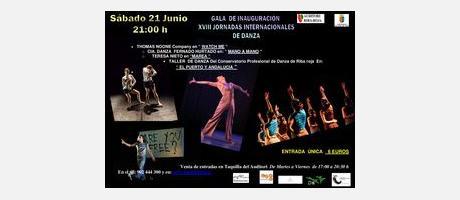 XVIII Jornadas de Danza 2014