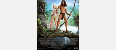 Tarzan, la leyenda cobra vida
