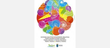 Cartel actividades verano 2014