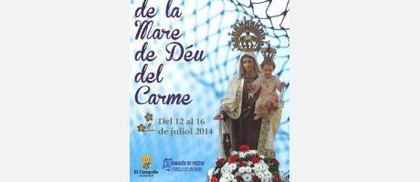 Fiestas de la Virgen del Carmen 2014 en El Campello