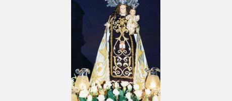 Virgen del Carmen Santa Pola