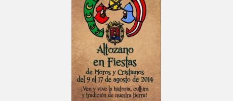 Moros y Cristianos Altozano 2014