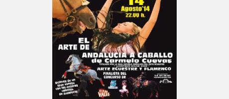 El Arte De Andalucía A Caballo De Carmelo Cuevas